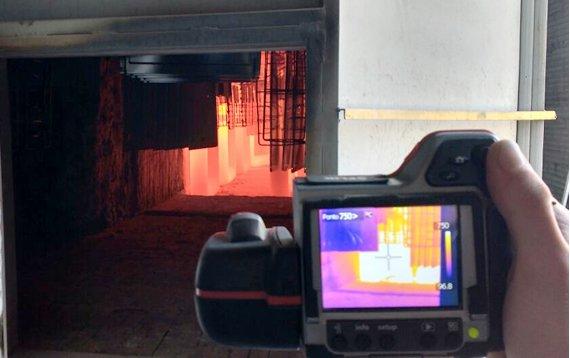 Termografia infravermelha